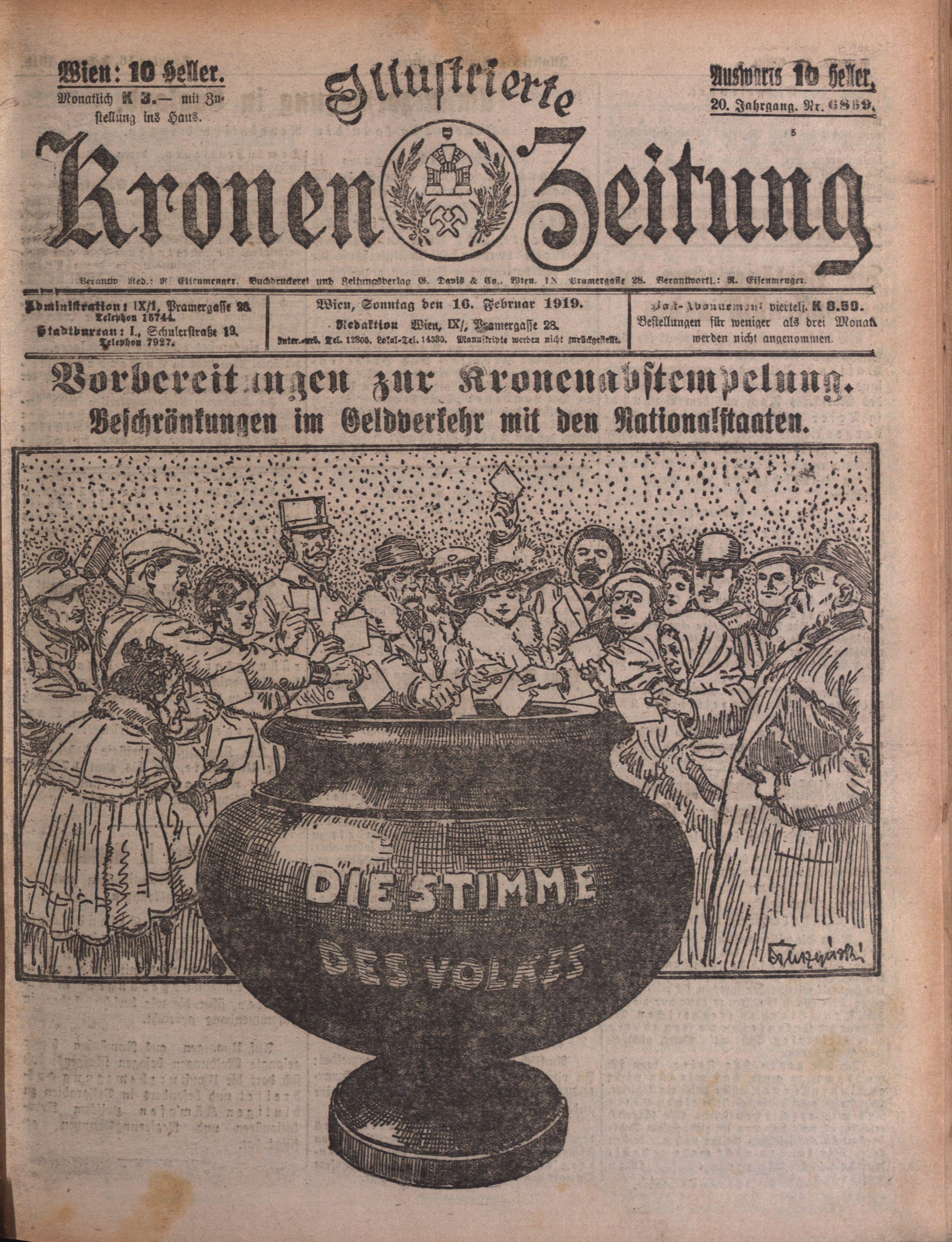 Wiener Kronenzeitung